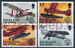 Falkland Islands Mi.0386-389 czyste**
