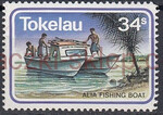 Tokelau Islands Mi.0087 czyste**