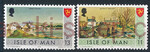 GB Isle of Man Mi.0072-73 czyste**