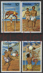 Tokelau Islands Mi.0070-73 czyste**