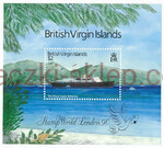 British Virgin Islands Mi.0676 Blok 60 czysty**