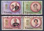 Tokelau Islands Mi.0192-195 czyste**