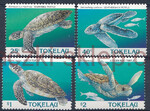 Tokelau Islands Mi.0223-226 czyste**