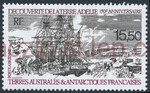 French Antarctic Territory Mi.0267 czyste**