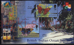 British Indian Ocean Territory Mi.0259 Blok 15 czysty**