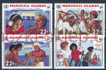 Marshall - Islands Mi.0054-57 czyste**