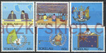 Tokelau Islands Mi.0153-158 czyste**