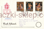 Cook-Islands Mi.1132-1134 FDC