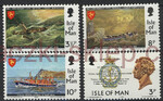 GB Isle of Man Mi.0036-39 czyste**