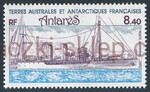 French Antarctic Territory Mi.0166 czyste**