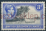 Salomon Islands Mi.0064 czyste (*)