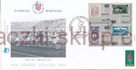 Marshall - Islands Mi.0708-711 FDC Olimpiada